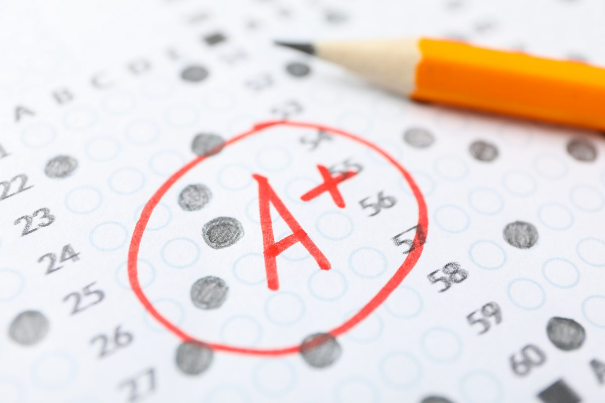 Four Strategies to Improve Your ACT Score