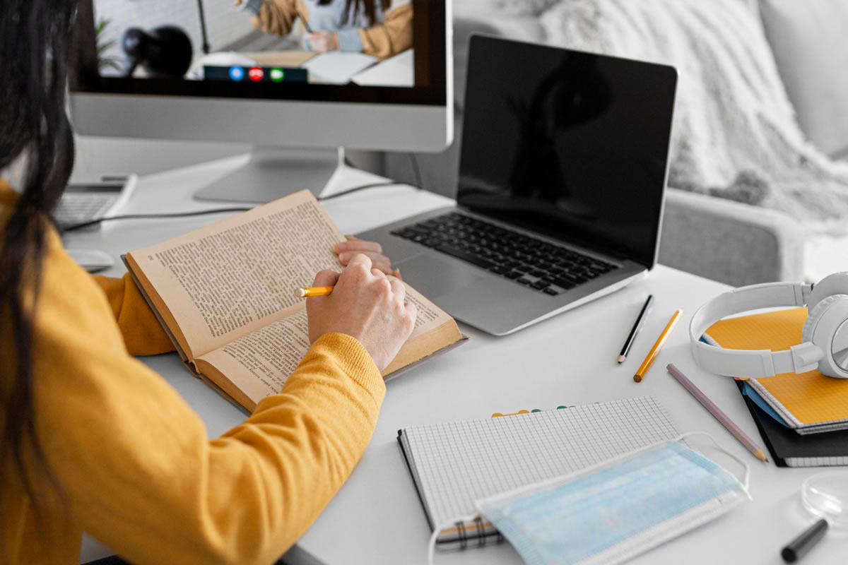 Four Tips to Study at Home